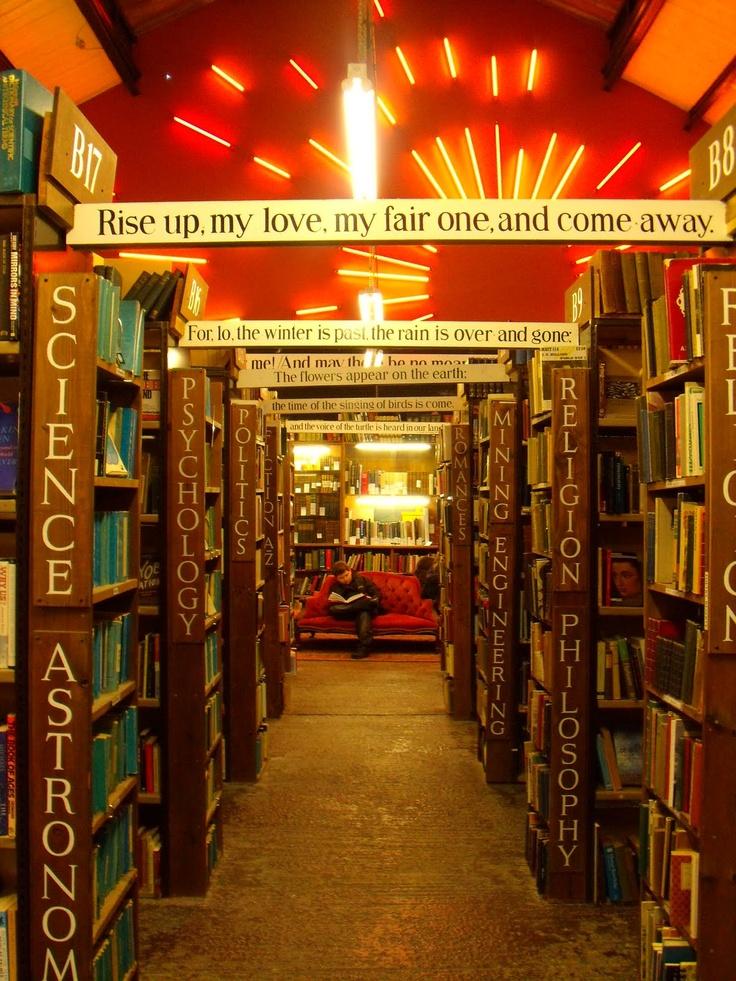librerie inglesi